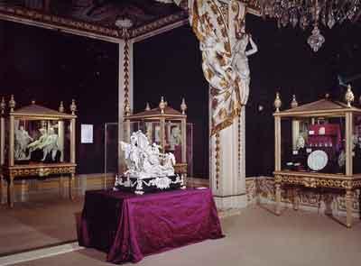 Le sculture del Marchese Carlo Ginori – sculture in porcellana bianca di Doccia
