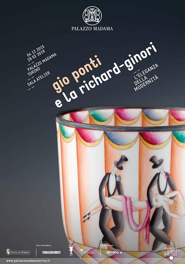 Gio Ponti e la Richard-Ginori